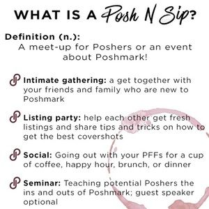posh n sip Other - September 14 in Richmond VA!
